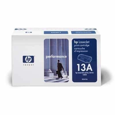 New HP LaserJet Black Toner Cartridge 13A for LaserJet 1300 Q2613A