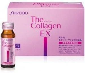 Shiseido The Collagen JAPAN Shiseido The collagen EX drink V 50ml × 10 this (4,901,872,675,722)