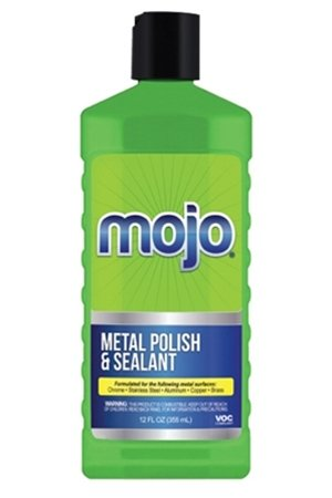 Roadworks Mojo Metal Polish & Sealant 12 Oz. MOJO-00003