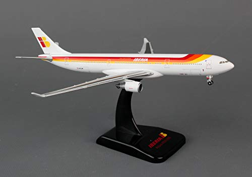 (Hogan 400 Scale DIE-CAST HG5422 Hogan Iberia A330-300 1-400 New Livery REG No.EC-LUK)