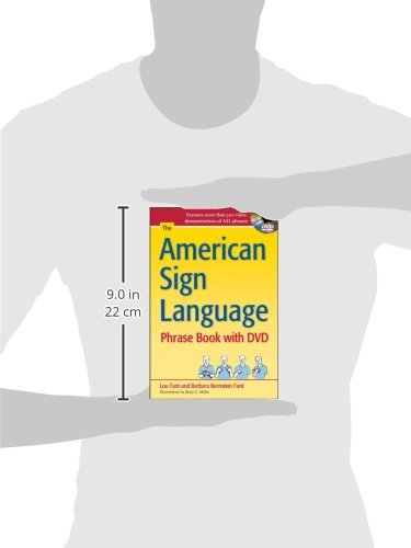 The American Sign Language Phrase Book with DVD by McGraw-Hill Education