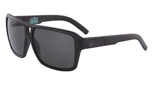 Sunglasses DRAGON DR JAM H 2 O NON POLAR MATTE BLACK H2O WITH GREY LENS (Dragon Jam Lenses)