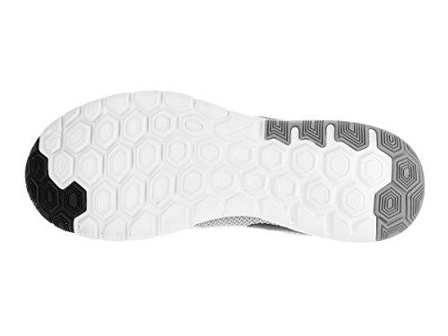 Nike Mens Flex Experience Rn 5 Chaussure De Course Blanc / Noir / Loup Gris
