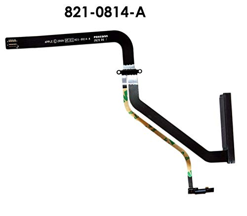 (Whizzotech HDD Hard Drive Flex Cable 821-0814-A MacBook Pro A1278 13