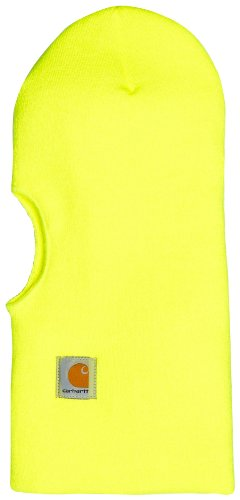 Cowboy Mask (Carhartt Men's Face Mask,Brite Lime,One Size)
