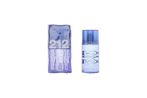 Carolina Herrera 212 Glam Eau de Toilette Spray for Men, 3.4 Ounce