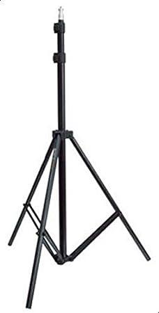Professional Photo Photography 2m Studio Light Stand, Black