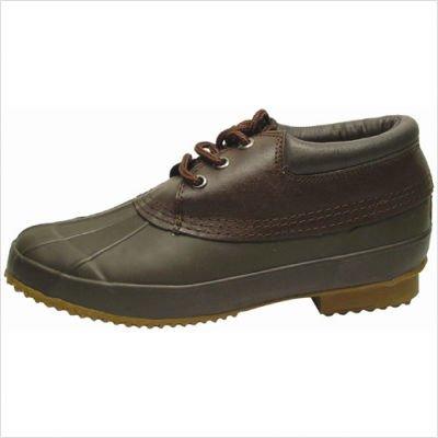 Superior Boot Co. Men's 3-Eye Duck Waterproof Boots,Brown,12