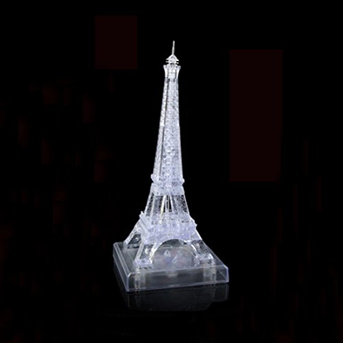 3d crystal puzzles eiffel tower - 9