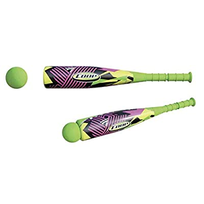 COOP Homerun Squirt And Smash Pool Toy - Baseball Water Game for Kids - Purple/Black: Toys & Games