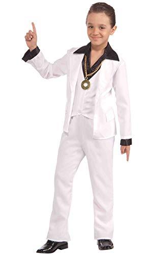 70's Disco Fever Child Costume L -
