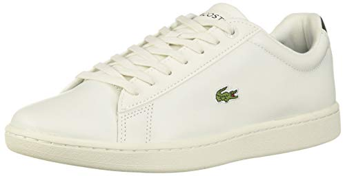 Lacoste Womens HYDEZ 118 1 P SPW, Black/Off White