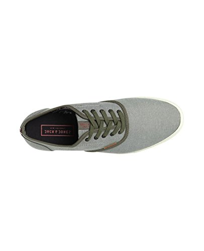 JACK AND JONES Baskets / Sport - SPIDER CHAMBRAY SNEAKER - HOMME