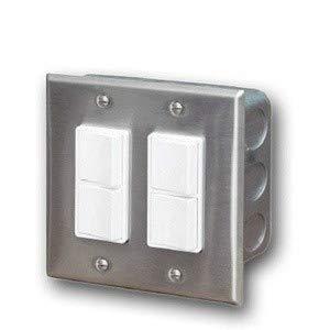 Infratech 14 4305 Accessory - Dual Duplex Switch