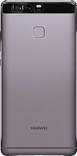 The Kase 36833837Schutzhülle aus Silikon für Huawei P9transparent