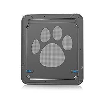 Namsan Pet Screen Door Dog Door For Sliding Door, Sliding Doggy Door Insert