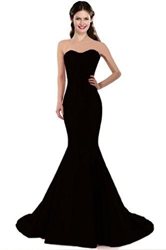 (Color E Dress Design Brief Elegant Mermaid Sweetheart Evening Dress Size18w)