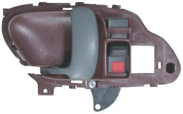 Chevrolet Pickup MAROON Drivers Interior product image