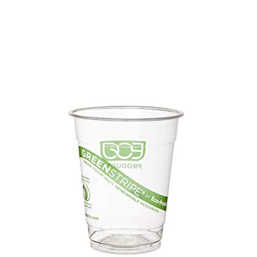 Eco-Products Renewable & Compostable Cold Cups, 7 oz, Case of 2000 (EP-CC7)