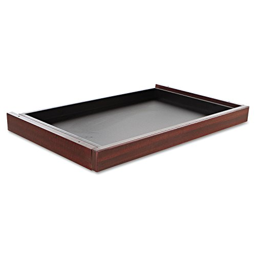- Alera ALEVA312414MY Valencia Series Center Drawer, 24 1/2w x 15d x 2h, Mahogany
