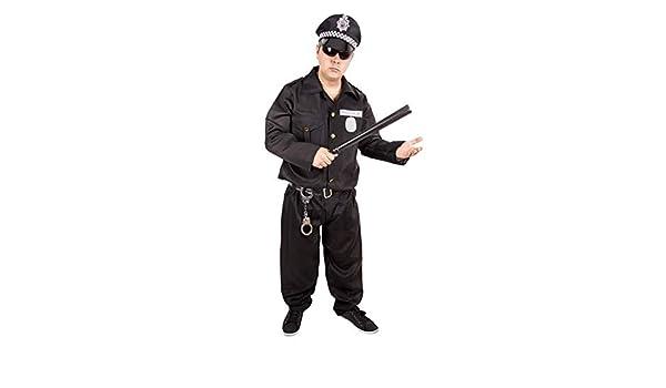 Costumizate! Disfraz de Policia Adulto Especial para Fiestas de ...