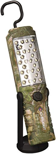 Camouflage Light - Cliplight Pivot LED Magnetic Work Light and Flashlight, Camouflage