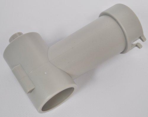 TurboCat T210 Turbine Driven Powerhead Elbow Grey