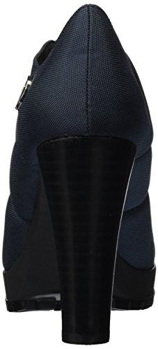 Armani Jeans 9250676a462 Damen Pumps Mehrfarbig (DARK NAVY/NERO 35035)
