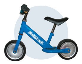 TootScoot II Balance Bike for Kids, Blue by TootScoot II