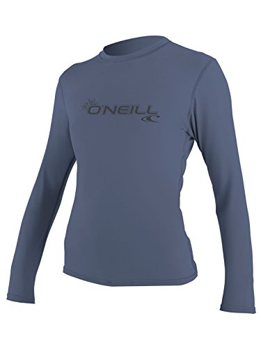 O'Neill Women's Basic Skins Upf 50+ Long Sleeve Sun Shirt