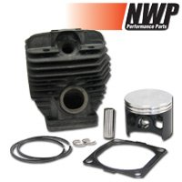 NWP Big Bore Cylinder Assembly (56mm) for Stihl 066, MS 650, MS 660