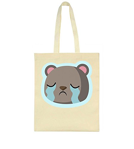 Chubby Bag Bear Tote Cute Crying 7ZgqYwBw4