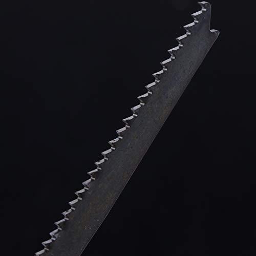 SHUXIN Juego de 5 hojas de sierra en T T123X de 4 pulgadas para corte de metal HCS