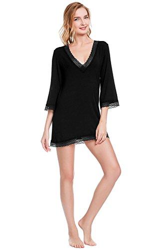 Alexander Del Rossa Nightgown Loungewear