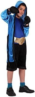 Disfraz de Boxeador para niños de 5 a 6 años: Amazon.es: Juguetes ...