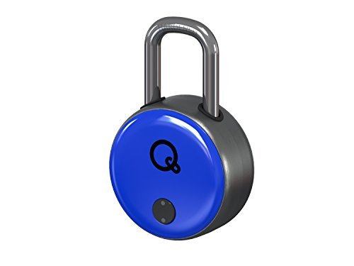 "Bluetooth + RFiD Smart & Quick Access Electronic Quicklock Padlock – ""Retailers..."
