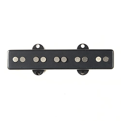 Nordstrand NJ5SE Split Hum-Canceling Jazz Bass 5-String Pickup Set (Jazz String Pickup 5)