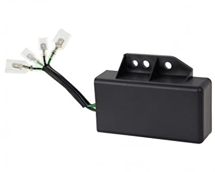 Hupengleichrichter SIP 4 Stecker f/ür VESPA PK 50 XL//Elestart 50 V5X3T 2T AC 85-90