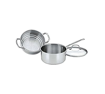 Cuisinart Chef's Classic Stainless Steamer Set