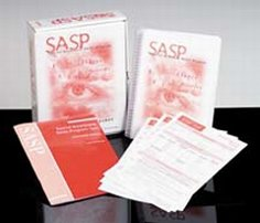 Spatial Awareness Skills Program SASP --- (Complete Kit -- Formerly the Blue Readiness Book)