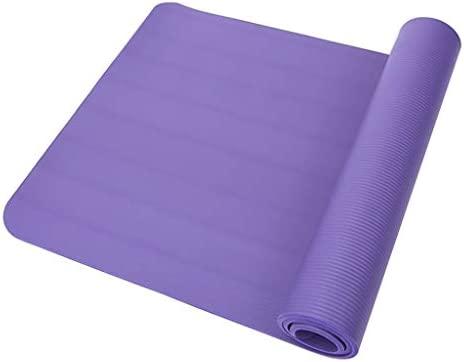 Zs-zs Estera Deportiva NBR Fitness Yoga Mat 183 * 80 * 1 Cm ...
