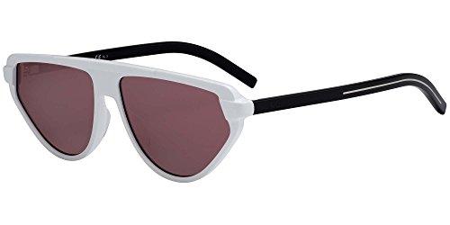 247S Sol TIE BLACK de Dior WHITE PINK unisex Gafas EXwZqWz