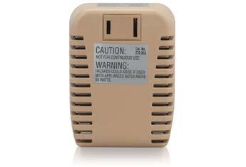 RadioShack Foreign Voltage Converter 273 1401
