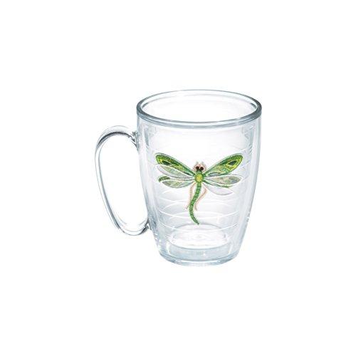Tervis Tumbler/Mug, Shimmer Layered Green Dragonfly ()