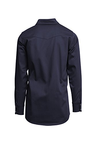 Lapco FR INNWS-15 M Flame Resistant Welder's Shirts