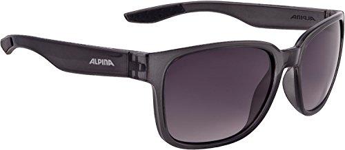 Alpina Darcon - Lunettes cyclisme - noir/transparent 2018 lunettes uvex