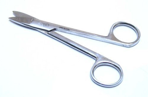 Bdeals 4.5'' Toe Nail Scissors Good Quality