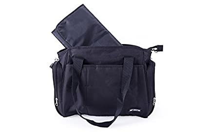 Baby Monsters Easy Twin - Bolso para silla de paseo, color negro