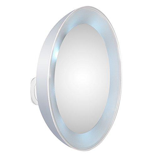 Tweezerman Mirror Led 15x Lighted Mirror Tweezerman