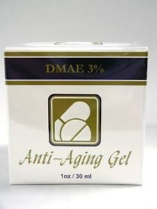 Intensive Nutrition - DMAE 3% Anti-Aging Gel 30 ml [Health and Beauty]